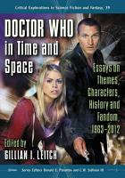 Doctor Who in Time and Space PDF