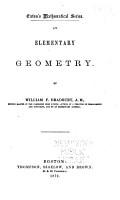 An Elementary Geometry PDF