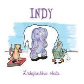 Indy - l'elefante viola