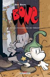 Bone T08: Les Chasseurs de trésor