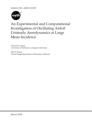 An experimental and computational investigation of oscillating airfoil unsteady aerodynamics at large mean incidence
