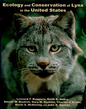 Ecology and Conservation of Lynx in the United States PDF