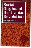 Social Origins of the Iranian Revolution PDF