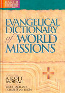 Evangelical Dictionary of World Missions PDF
