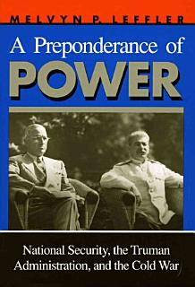 A Preponderance of Power Book