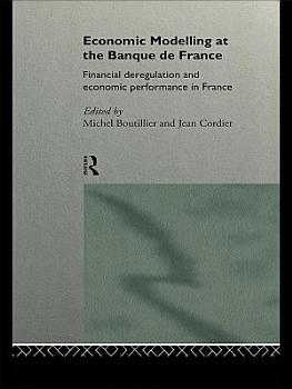 Economic Modelling at the Banque de France PDF