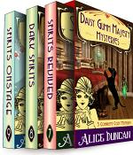 The Daisy Gumm Majesty Cozy Mystery Box Set 3 (Three Complete Cozy Mystery Novels in One)