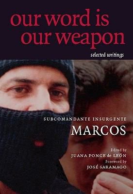 Download Our Word is Our Weapon Book