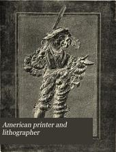 American Printer and Lithographer: Volume 14