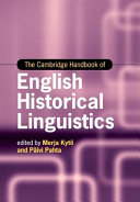 The Cambridge Handbook of English Historical Linguistics PDF