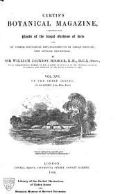Curtis's Botanical Magazine: Volume 86