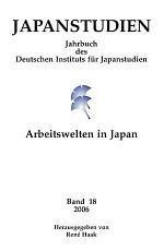 Japanstudien. Band 18/2006