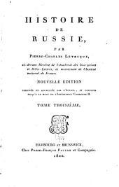 Histoire de Russie: Volume3