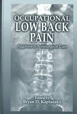 Occupational Low Back Pain PDF