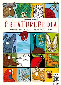 Creaturepedia Book
