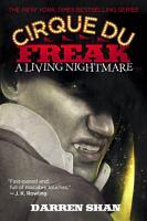 Cirque Du Freak  1  A Living Nightmare PDF
