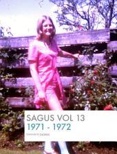 SAGUS Vol 13: 1971-72