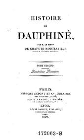 Histoire du Dauphine
