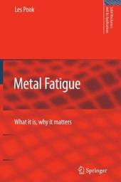 Metal Fatigue: What It Is, Why It Matters