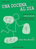 A Dozen a Day Book 1 - Spanish Edition