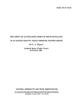 The Drift of an Inclined orbit 24 hour Satellite in an Earth Gravity Field Through Fourth Order PDF