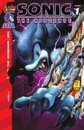 Sonic the Hedgehog #264