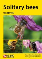 Solitary bees PDF