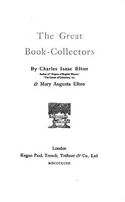The Great Book collectors