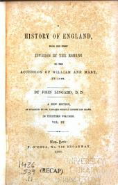 A History of England: Volume 3