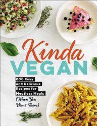 Kinda Vegan Book PDF