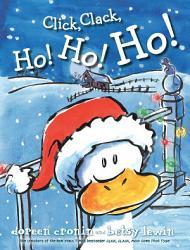 Click Clack Ho Ho Ho  Book PDF