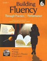 Building Fluency Through Practice   Performance Grade 1 PDF