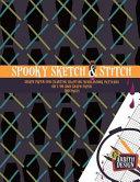 Spooky Sketch and Stitch