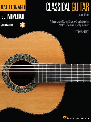 Hal Leonard Classical Guitar Method  Tab Edition