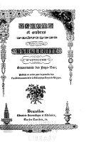 Albums et oeuvres poétiques de Marguerite d'Autriche, gouvernante des Pays-Bas