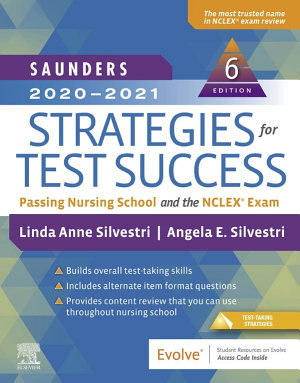 Saunders 2020 2021 Strategies for Test Success   E Book