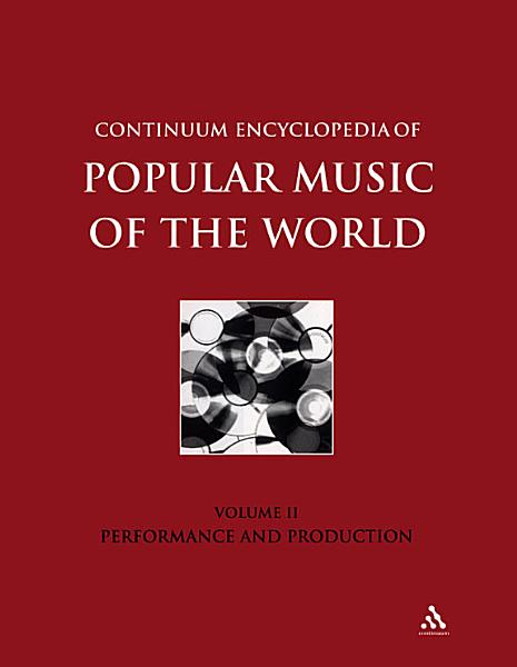 Download Continuum Encyclopedia of Popular Music of the World Book