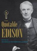 The Quotable Edison
