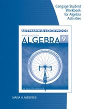 Student Workbook for Aufmann/Lockwood's Introductory Algebra: An Applied Approach, 9e: Edition 9