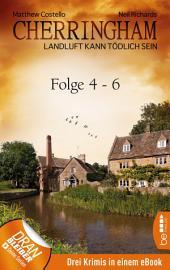 Cherringham Sammelband II - Folge 4-6: Landluft kann tödlich sein