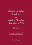 Interior Graphic Standards  Second Edition and Interior Graphic Standards 2  0 CD ROM