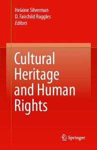 Cultural Heritage and Human Rights Book