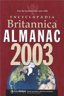 Encyclopaedia Britannica Almanac 2003 PDF