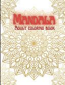 Mandala Adult Coloring Book PDF