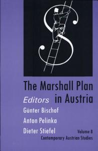 The Marshall Plan in Austria PDF