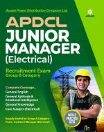APDCL Junior Manager Electrical Group B Exam Guide 2021