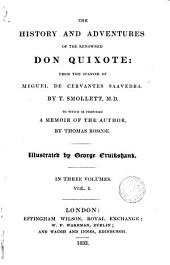 The History and Adventures of the Renowned Don Quixote: Volume 1