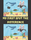 My First Spot The Differences