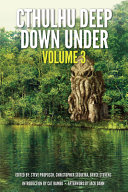 Cthulhu Deep Down Under Volume 3