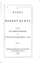 The Works of Robert Burns: Volume 5